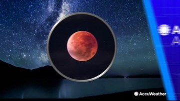 Catch the total lunar eclipse this weekend