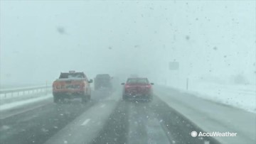 New warning for snow squalls