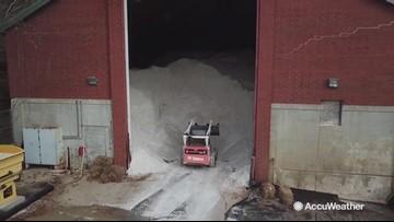 Major winter storm threat spurs widespread preparations