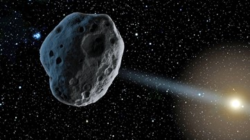Massive Asteroid Will Look Like a Slow-Moving Star During Earth Flyby