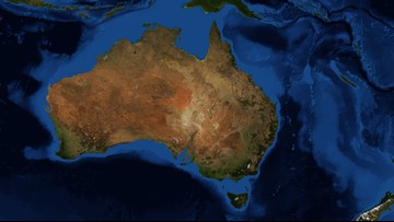 Earth's Oldest Known Meteor Crater Discovered in Australia