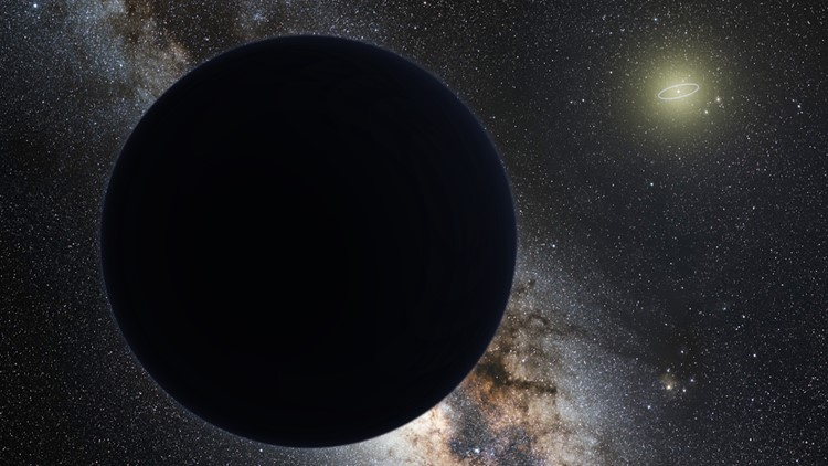 We May Be Looking for Planet Nine in the Wrong Place