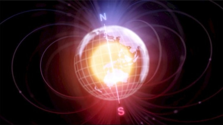 Is Global Warming Contributing to the Change in Earth's Magnetic Poles?