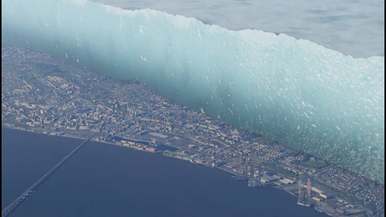 This Ice-Age Glacier Would Have Looked Just Like 'The Wall' From 'Game of Thrones'
