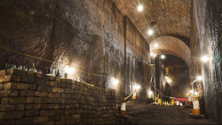 Check Out These Amazing Secret Tunnels Built Underneath Liverpool
