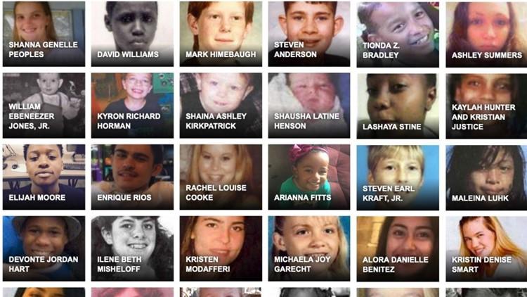 FBI missing kids 2019 day compilation
