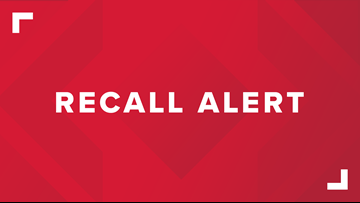 USDA: Thousands of pounds of ground beef recalled