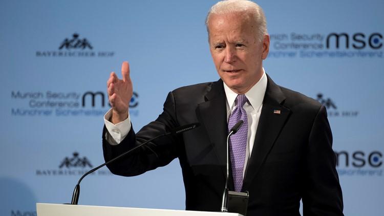Germany Munich Security Conference Joe Biden
