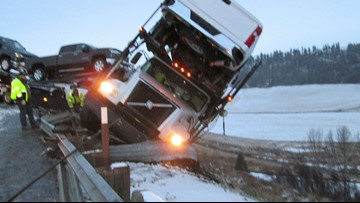 Wintry weather was an unwelcome sight for many drivers around the country this week