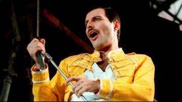 'Time Waits For Nobody': Freddie Mercury's lost song released