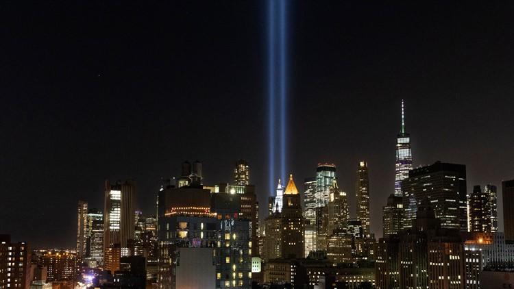 APTOPIX Sept 11 Anniversary