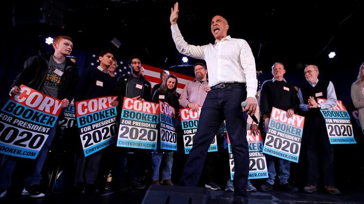 2020 Election Cory Booker Feb 16 2019