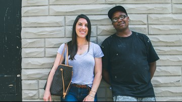 Her bag was stolen. The homeless drug addict who returned it would become one of her closest friends.