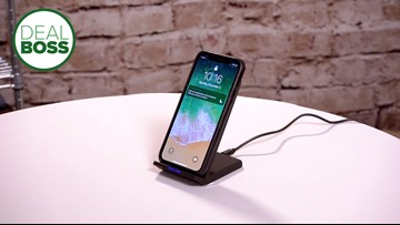 SOLD OUT: This wireless charger can power your phone faster than an outlet