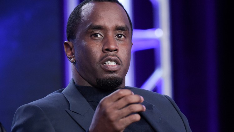 Diddy Sean Combs 2018 file AP