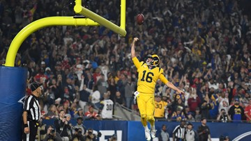 Rams-Chiefs 'Monday Night Football' thriller by the numbers