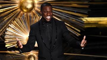 Kevin Hart steps down as Oscars host after homophobic comment backlash