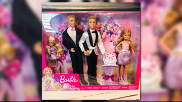 Arizona couple to work with Mattel on same-sex couple Barbie set