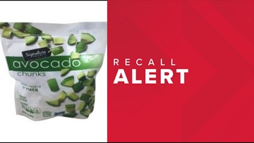 Safeway, Albertsons Signature Select Avocado Chunks recalled for possible listeria contamination