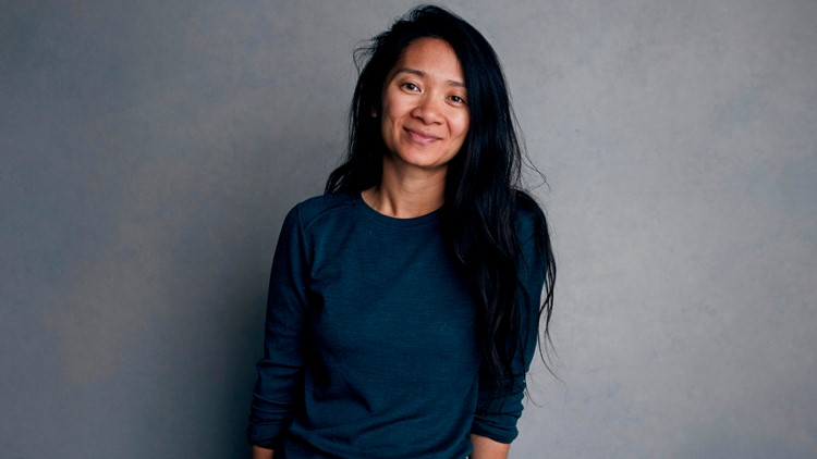 Chloé Zhao is 2nd woman to win best director prize at Golden Globes
