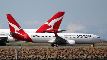 Qantas completes longest non-stop New York-Sydney flight