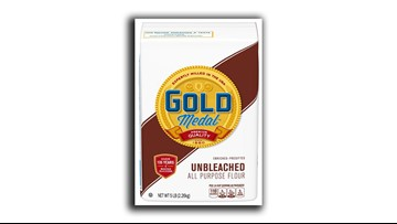 Gold Medal flour 5-pound bags recalled nationwide over E. coli concerns