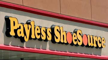 Payless ShoeSource to shutter all of its 2,100 remaining US stores