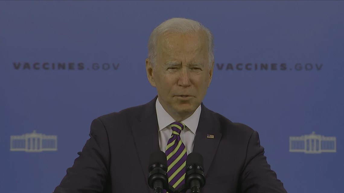 Biden expects decision on boosters in 'next couple of weeks'
