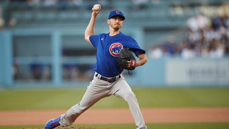 Cubs combine for MLB's 7th no-hitter of 2021, tied for most in modern era