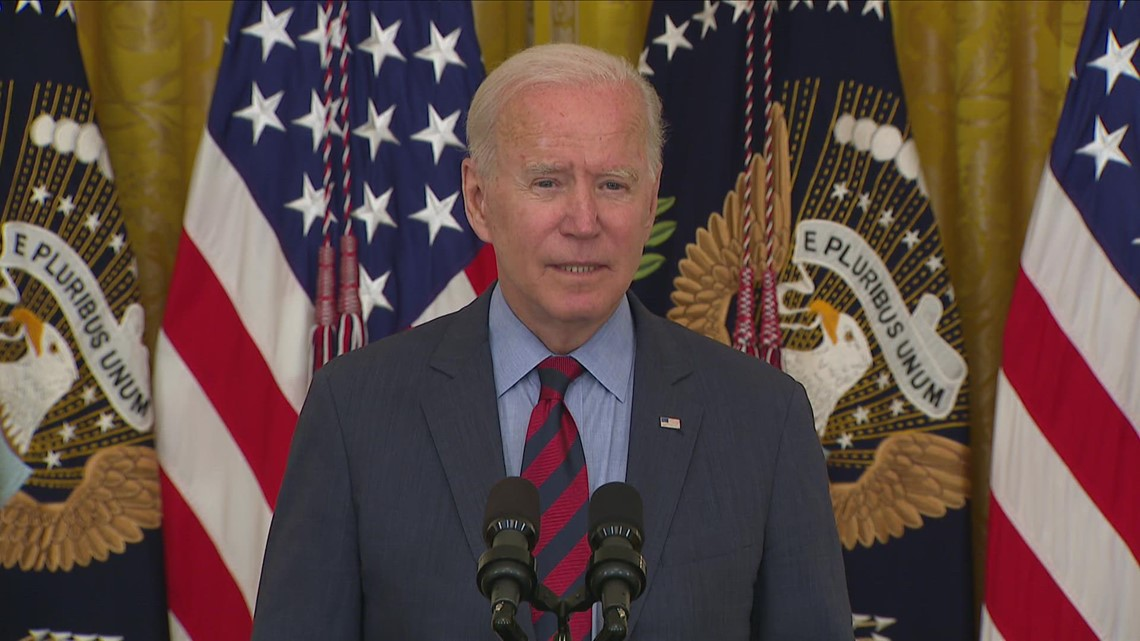 Biden urges governors to use their power 'to save lives' amid COVID rise