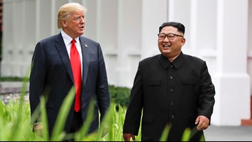 Trump orders additional North Korea sanctions withdrawn