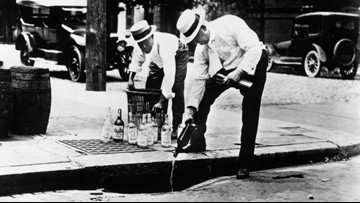 100 years since Prohibition: 5 things you may not know about the 'Noble Experiment'