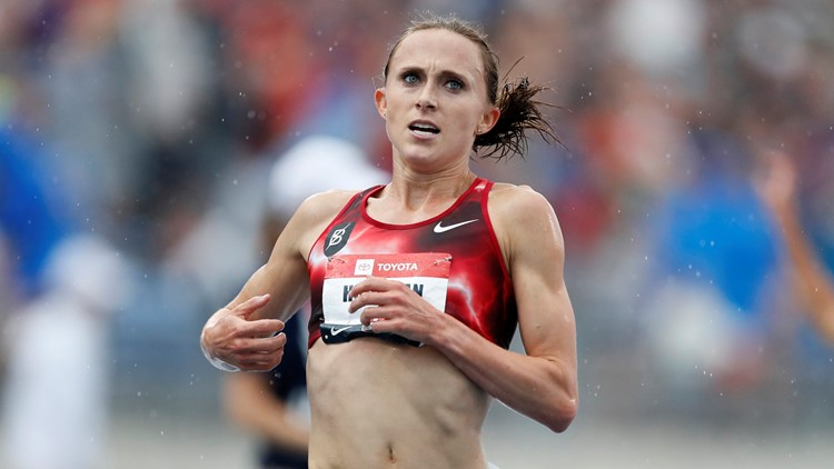 American record holder Shelby Houlihan receives 4-year ban a week before Olympic track trials