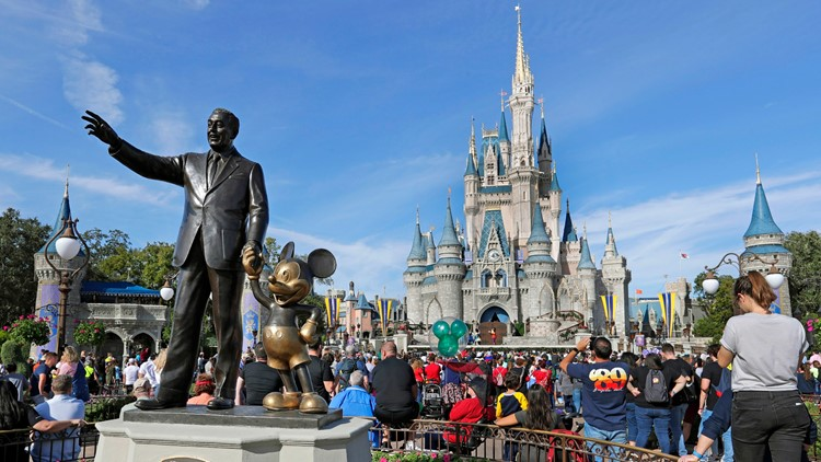 Walt Disney World 2019 AP