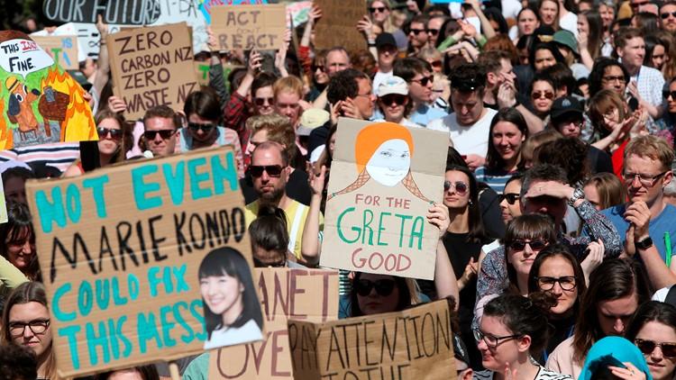 New Zealand Climate Strike