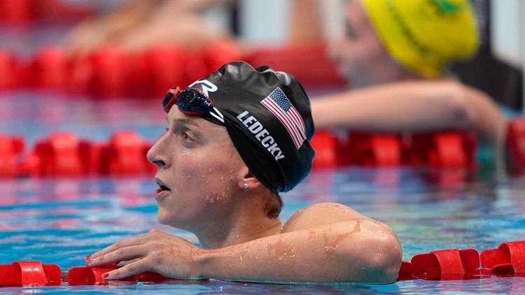 Tokyo Rewind, July 25: Ledecky gets silver in key showdown, US women behind ROC in gymnastics