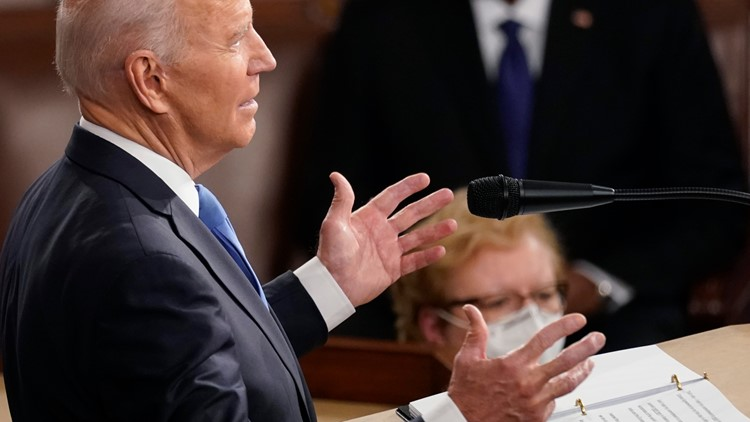 More perilous phase ahead for Biden after his 1st 100 days