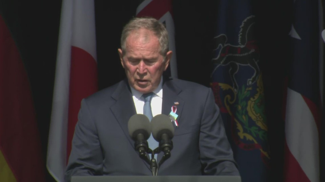 20th 9/11 anniversary marked with call for unity