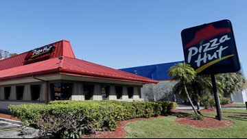 Pizza Hut to close hundreds of dine-in stores