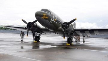 WWII plane rescued from boneyard to join D-Day 75th anniversary