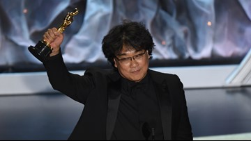 'Parasite' is 1st foreign language film to get best picture Oscar; see complete list of winners