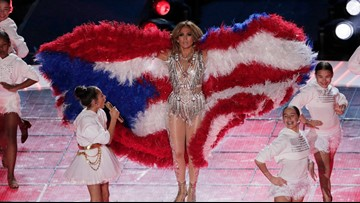 Jennifer Lopez edits politically charged statement on Super Bowl halftime performance