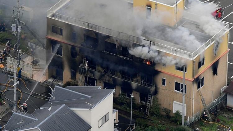 Japan Fire anime studio