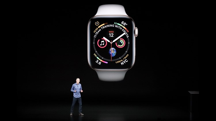 Se espera que Apple revelará su último iPhone, según se informa llamado el iPhone XS, durante un evento en su sede en Cupertino, California.