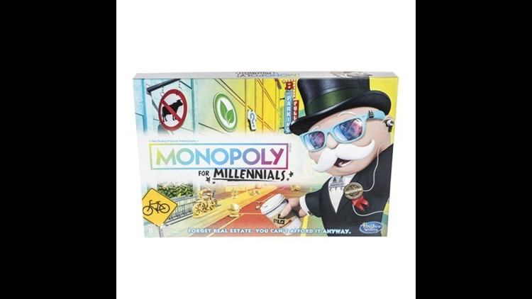 Monopoly For Millennials Reminds Players That Adulting Is Hard