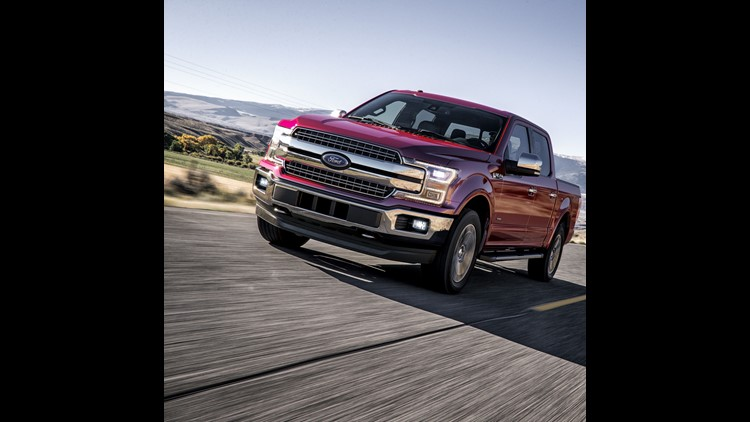 Wall Street Not Worried About Ford's Cutback to F-150 Production
