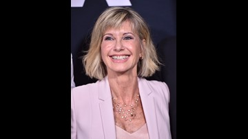 Olivia Newton-John's autobiography coming out in US in 2019