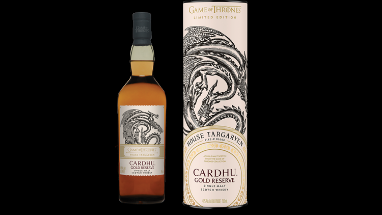 Whisky Is Coming Game Of Thrones Gets Its Own White Walker Scotch