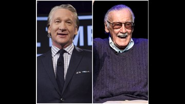 Stan Lee's team fires back at Bill Maher, 'disgusting' disrespect of comic book icon