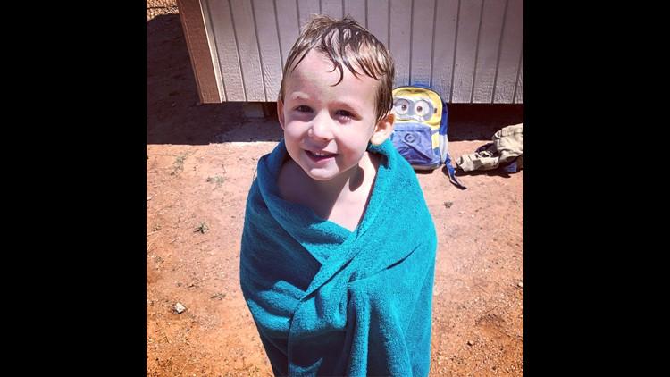 Arizona family shocked by medical helicopter bill Brunner